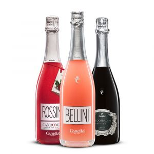 Confezione 3 bottiglie Aperitivo – Canella