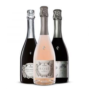 Confezione 3 bottiglie Brut – Canella