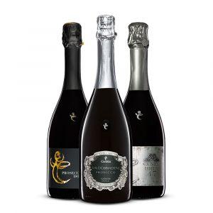 Confezione 3 bottiglie Prosecco – Canella