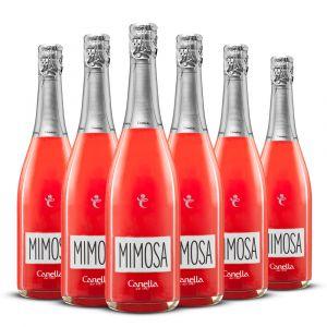 Confezione 6 bottiglie Mimosa – Canella
