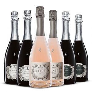 Confezione 6 bottiglie Premium – Canella