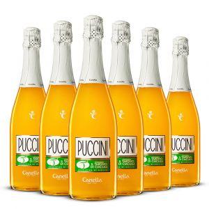 Confezione 6 bottiglie Puccini – Canella