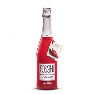 Rossini Candonga Spumante Brut e Fragola – Canella